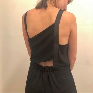 COS Elegant Black Dress, Medium